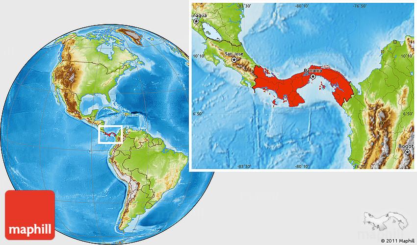 Dello Stato PanamaPassato Del E CanaleLo Spiegone Futuro CBoxrde